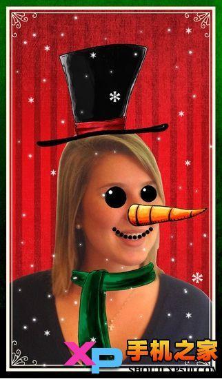 圣诞大头贴iOS版